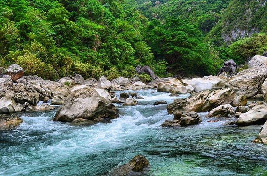 TinipakRiver Nature Travelphotography Naturephotography Trek River Itsmorefuninthephilippines