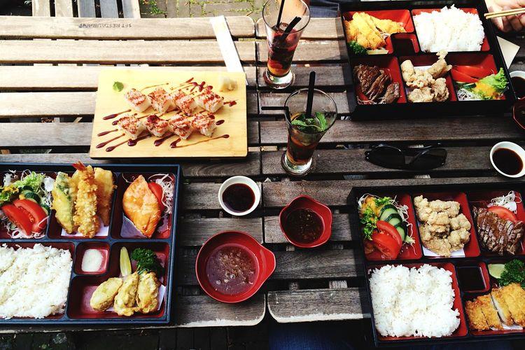 Bentobox lunch Foodporn Japanese Food Sushi