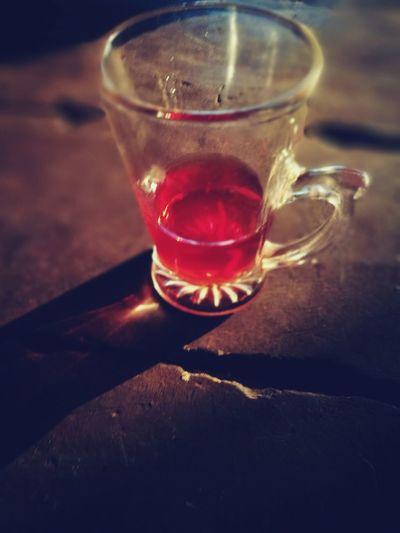 It's tym fr have a tea..