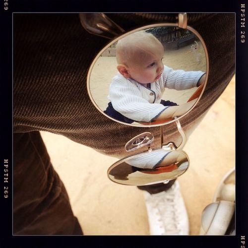 Rayban Reflection