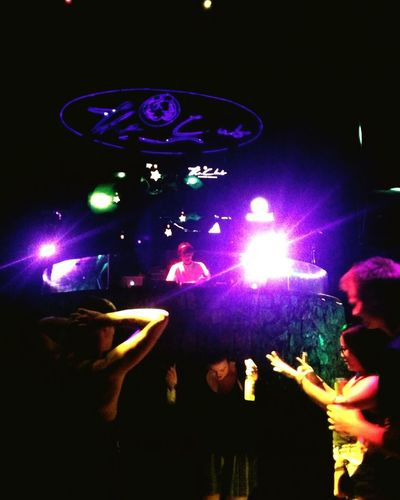 Nightclub Communication Nightlife Illuminated Music Wireless Technology People Night Technology Arms Raised Adult Adults Only Connection Performance Indoors  Disco Dancing Multi Colored Human Body Part Women Men Bangkoknightlife Nightlifeinbangkok Club Clubbing EDM F O R L I F E