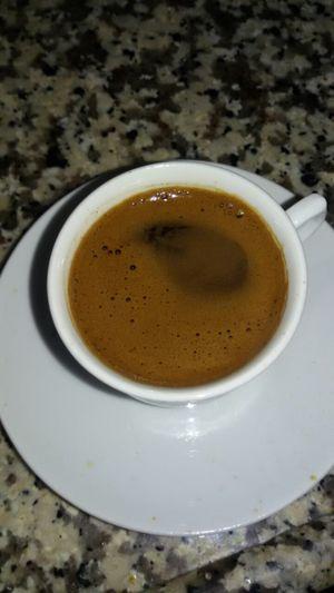 Bol Kopuklusunden Kahve Keyfi :)))
