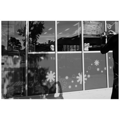 Street photograph Melbourne Australia Taking Photos Street Candid Athexphotographs Reflecting