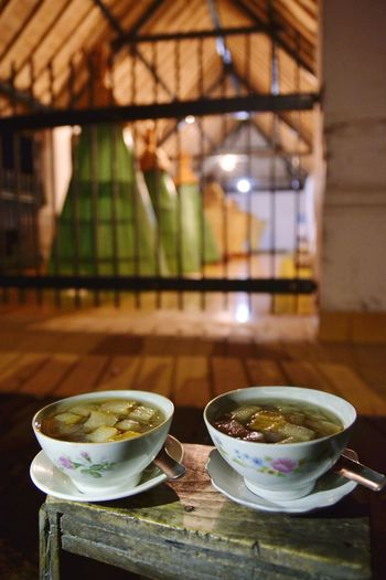 Wedang ronde, javanese traditional drink Cup Wedang Ronde Ronde Traditional Drink Food Java INDONESIA Yogyakarta Sekaten Traditional Drink Travel Tourism Traditional Food Green Tea Bowl Drink Close-up Food And Drink EyeEmNewHere Moments Of Happiness