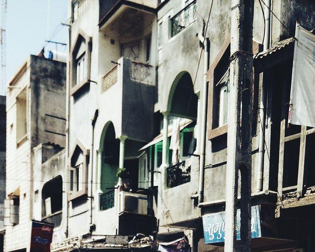 Vintage City Surendranagar Gujarat India Streetphotography