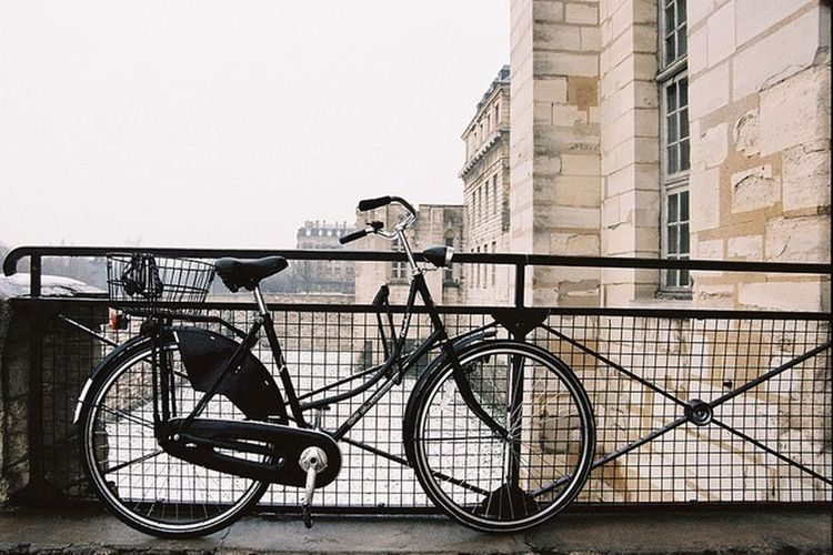 Rome Street Photography Classic Bike Italy❤️