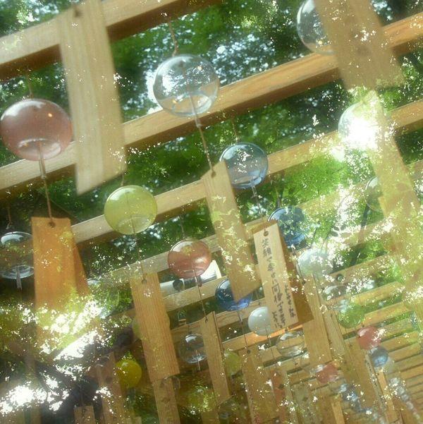 埼玉県 川越市 氷川神社の風鈴です。縁結びの願いをこめてた風鈴が、この季節、神社の境内を彩ります。 風鈴 氷川神社 Landscape_lovers Landscape_Collection Landscape_photography Traveling The World Travel Photography