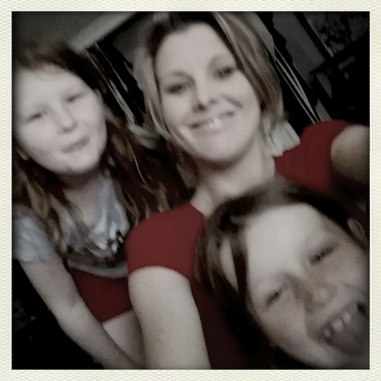 MyDaughters All Smiles Familyfirst Taking Photos