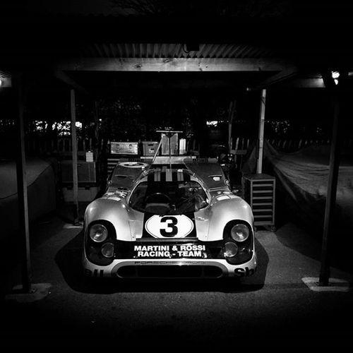 Porsche @goodwoodrrc @fosgoodwood 74mm Racingcar Motorracing Historic Racecar Blackandwhite Blackandwhitephotography GoodTimes Lovegreatbritain Goodnight Martiniporsche Martini Racing