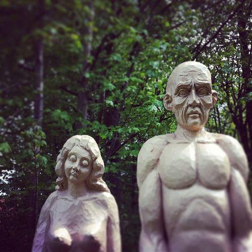 Sculptures #augustenborg #denmark #sønderborg #als #holiday #sydjylland #iphoneonly Denmark Sønderborg Holiday Iphoneonly Als Augustenborg Sydjylland