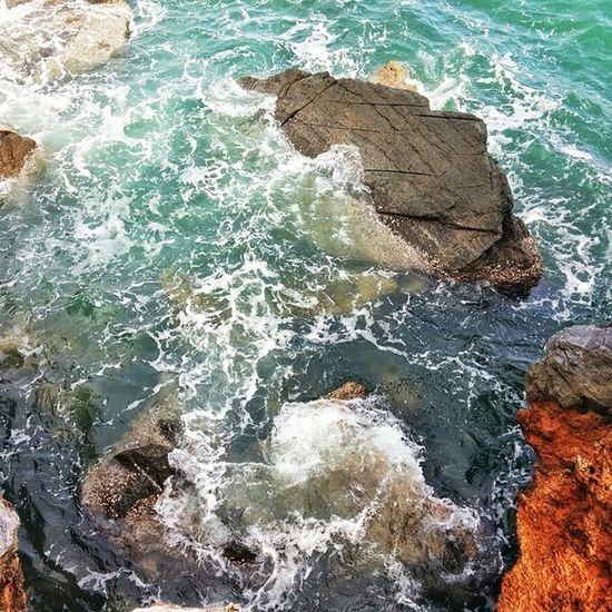 รักทะเล เพราะเสียงทะเลไม่เคยเปลี่ยนแปลงเหมือนใจคน Snapseed LoveSea SICHANGISLAND Thailand