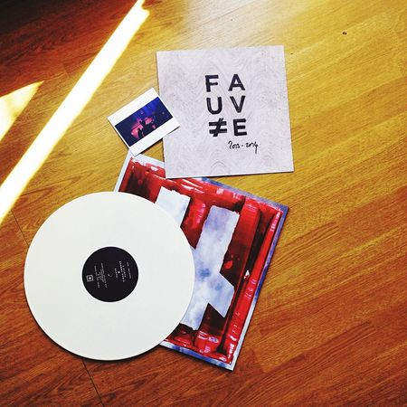 M'y new baby !!! Fauve Music Vintage Different