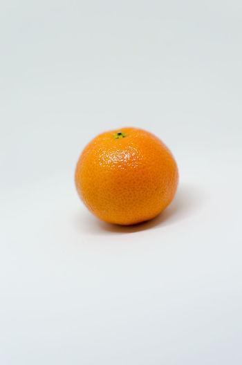 Bokeh Citrus Fruit Close-up Food Food And Drink Freshness Fruit Healthy Eating Indoors  Juicy No People Orange - Fruit Orange Color Single Object Studio Shot Tangerine White Background