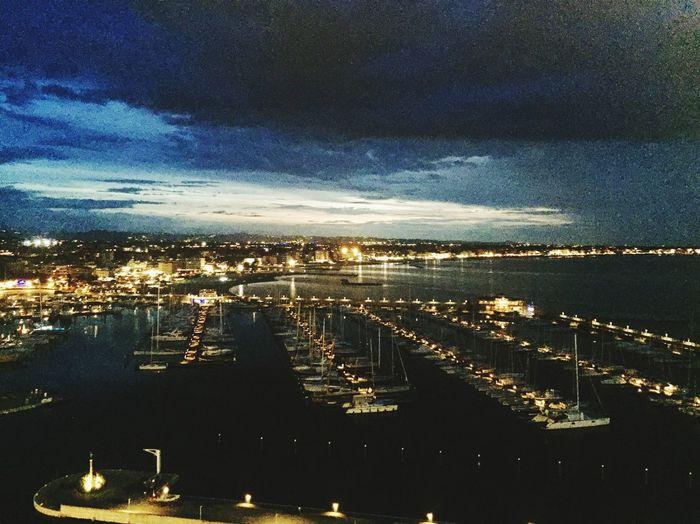 Ci sono tramonti e tramonti Rimini Tramonto Darsena Rimini Tramonti_italiani Ruota Panoramica