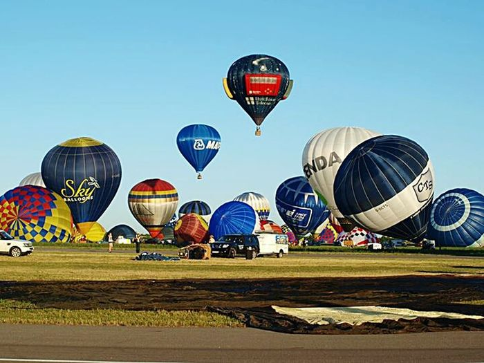 LMAB Balloons Montgolfière  CHAMBLEY