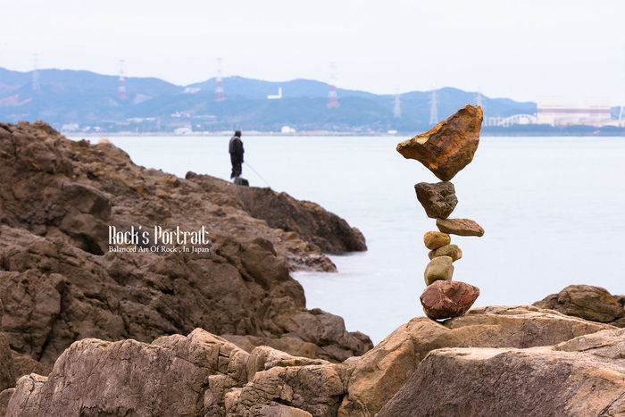 Nature Rockbalancing Japan Art LandArt Nature_collection Fine Art Photography My Hobby Balancing Act