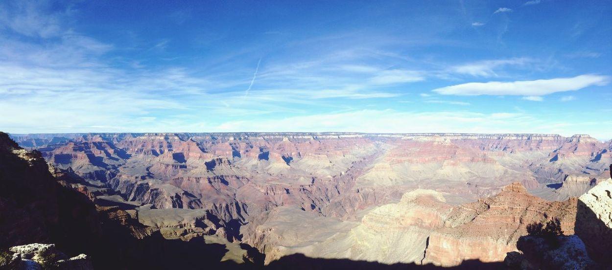 Spectacular View Enjoying Life Grandcanyon Onceinalifetime