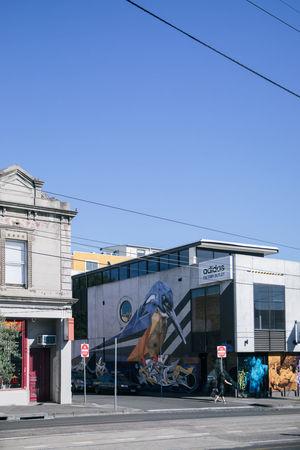 #Australia #melbourne #melbourneculture Building Exterior Street