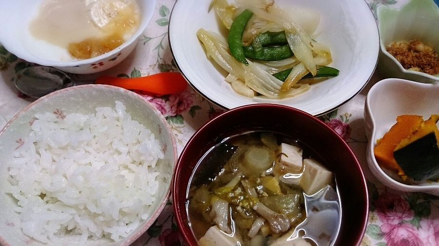 おはようございます☆ Yummy Japanese Food Food Porn Yogurt Breakfast Goodmorning Andive
