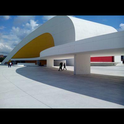 Avilés Centro Niemeyer Arquitecture
