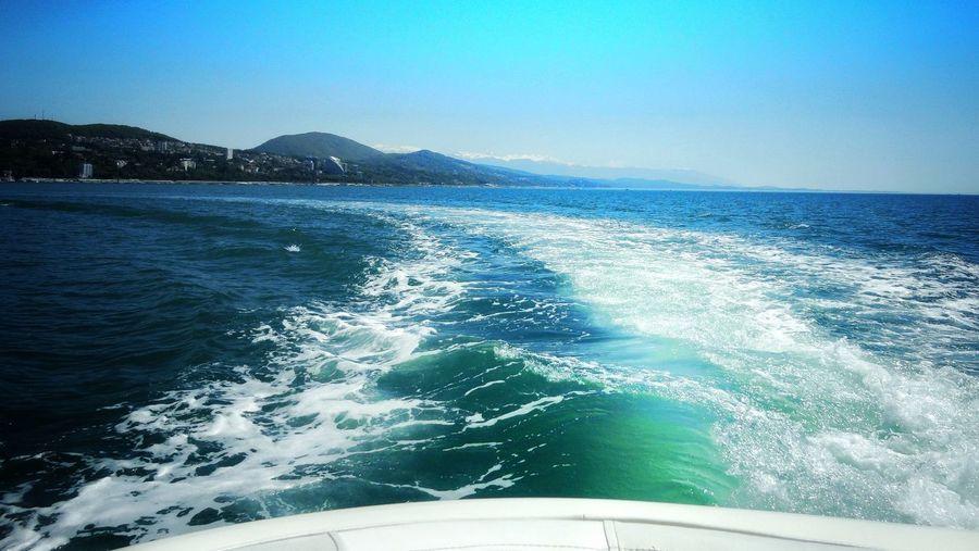 tatianakipka Water Sea Blue Yachting Nautical Vessel Sailing Clear Sky Sky Horizon Over Water Seascape Wave Sailing Ship Ocean