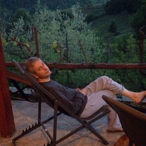 Relaxing Relaxing Time Olevano Romano