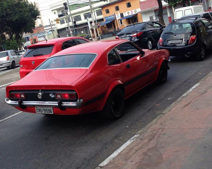 Carro *Maverick Relíquia. Éisso👊🔝