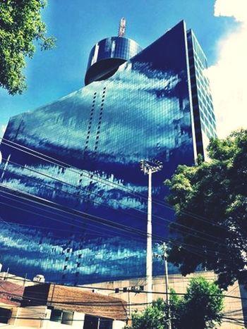Cluody WTC