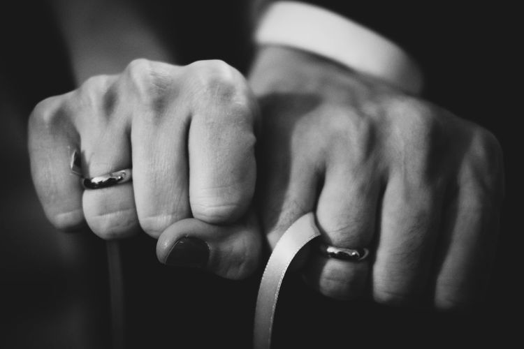 Engagement Happy Wedding Adult Black Background Bonding Close-up Day Engagement Ring Finger Ring Human Body Part Human Finger Human Hand Indoors  Love Men People Real People Ring Togetherness Two People Wedding Rings Women The Still Life Photographer - 2018 EyeEm Awards