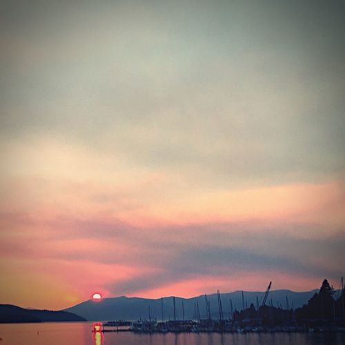 NW Smokey Sunsets Nature On Your Doorstep Relaxing