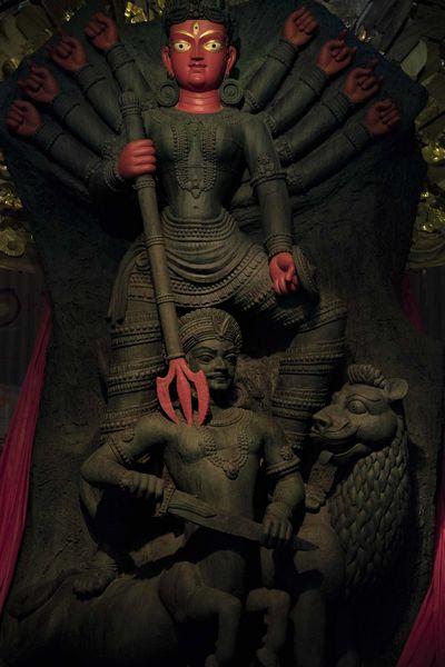 Calcutta Durga Durgapuja EyeEm EyeEm Gallery Goddess Durga Human Representation In India In India. Manipur Potrait_photography Sculpture Spirituality Spritual Journey Spritualism Statue
