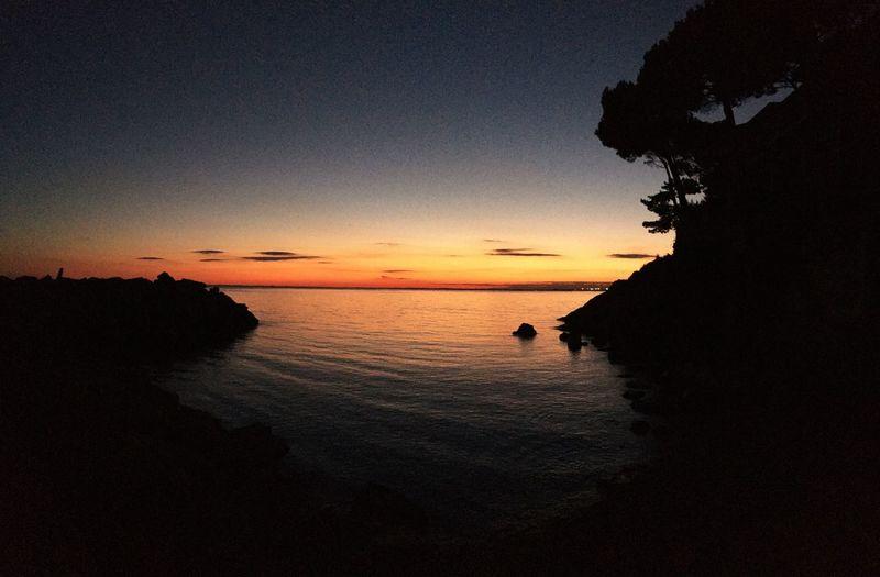 Bestoftheday Sunset Sunset_collection Sunlight Light And Shadow Darkness And Light Symmetry Seaside Summer Marina Aurisina Friuli Venezia Giulia Italy Home EyeEm Nature Lover