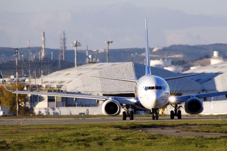 Plane Airplane Boeing Boeing 737 Aviation