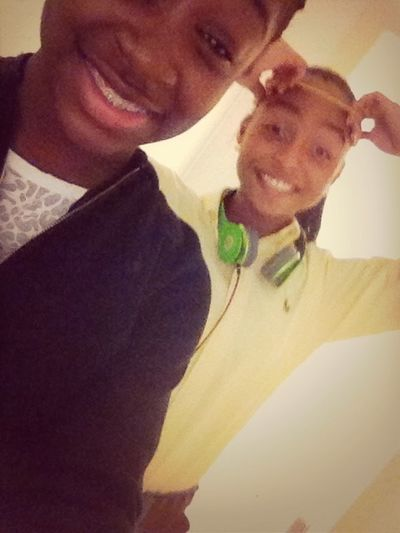 Me And Bessfrann ! ❤