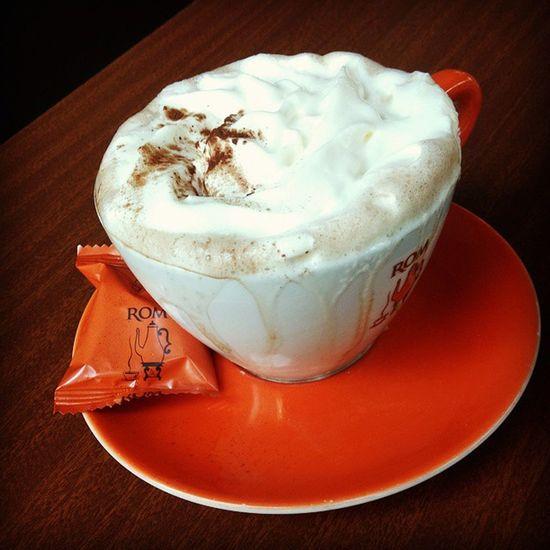 Chococcino <3 Chococcino Hot Chocolat Drink love dis so sweet