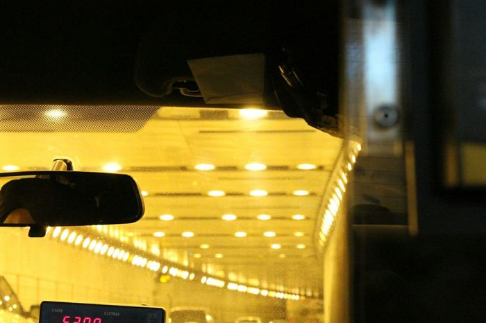 Lincoln Tunnel Newyork NYC CAB Newyorkcitytaxi Tunnel Travel Photography City Life
