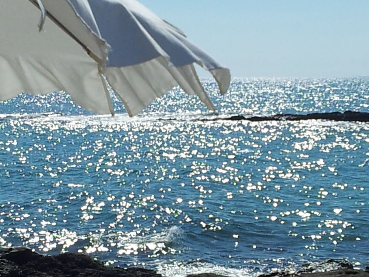 Laguna Blu. Adriatic sea. Italy. Sea View Sun Relaxing