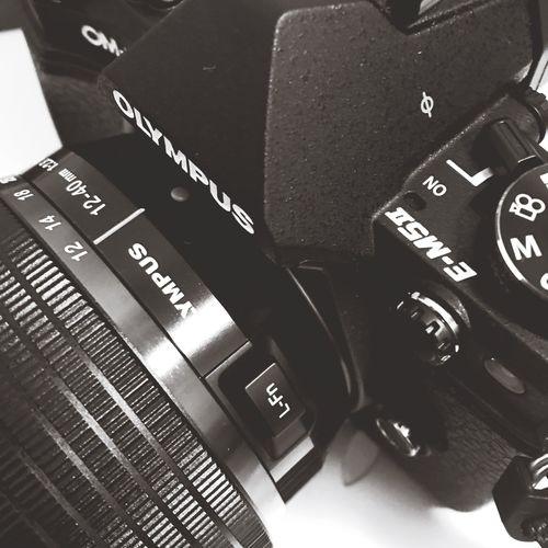 新しいカメラ Olympus OM-D E-M5 Mk.II