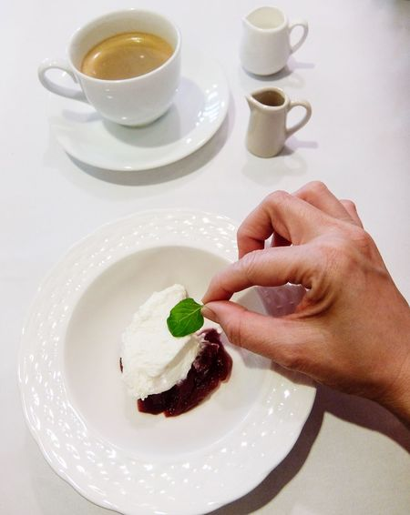 Sweet time Cake Food And Drink Human Hand Food Hand Sweet Food Dessert Sweet Cup Mug Coffee Cup Indulgence Coffee