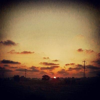 Sunset_lovers Sunset Summer Sunrise sun iskygram