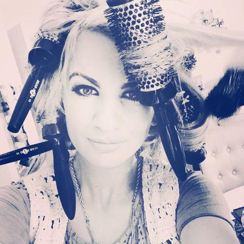 Stunning girlfriend Hair Hairdresser Hairstylist