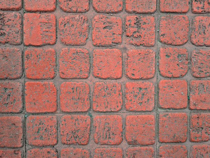 Full frame shot of ceramic tiles