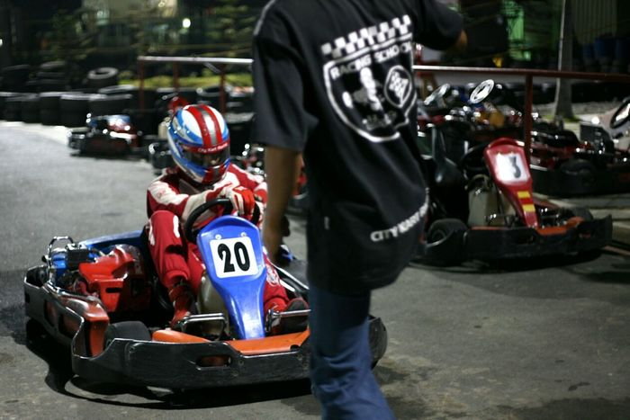 Gokarting Gokart Racing MeinAutomoment