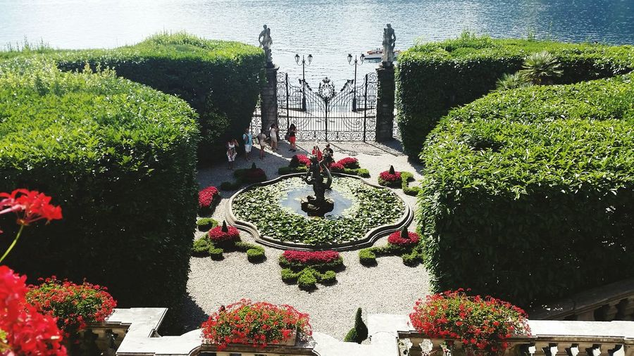 Giorno Lake Day Daylight Montains And Sun Landscape Lago Summertime Summer Estate Sole Montains    Sun Lago Di Como, Italy Lago Di Como Bellagio Fiori Giardino Garden Flowers Fontain Fontana Villa