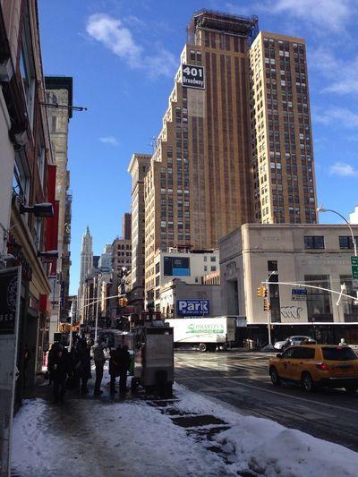New York Broadway