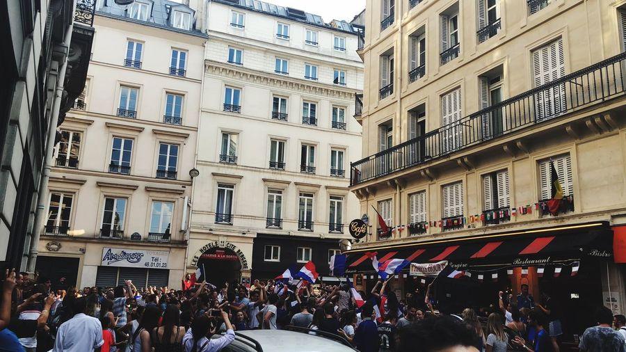 Paris world
