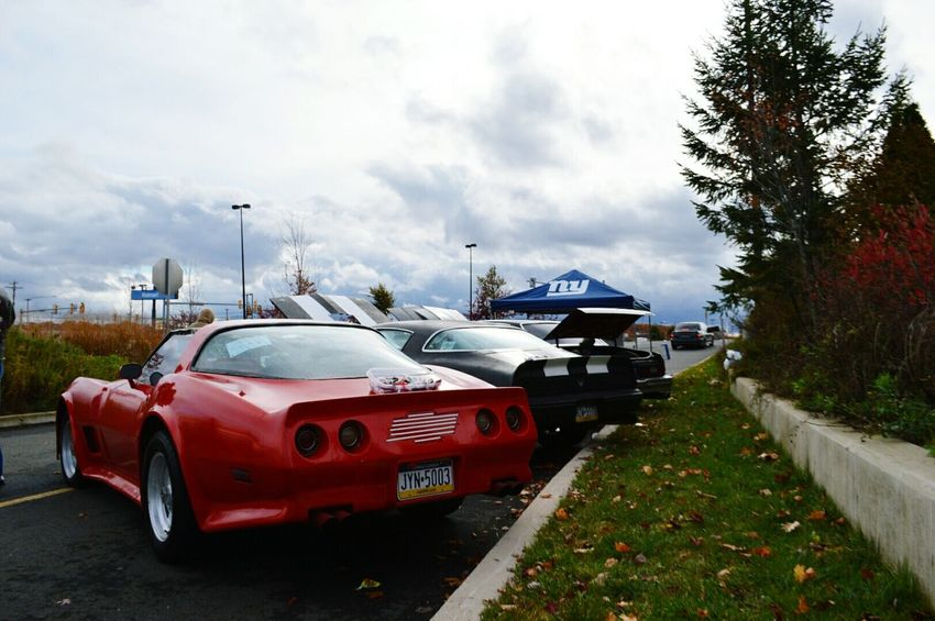 Meet outside Autozone of Mount Pocono, PA Mount Pocono Autozone Car Meet Rollin In The Past Auto Club  Classic Cars Classic Muscle Cars Chevy Malibu Corvette Firebird Poconos
