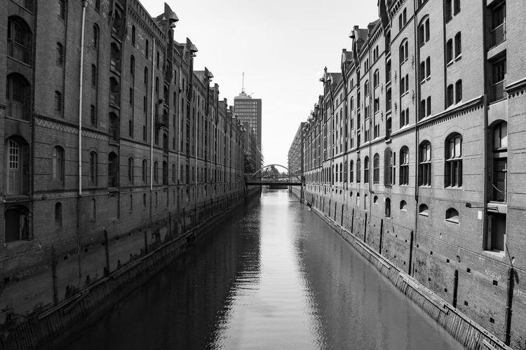 Kanal in der