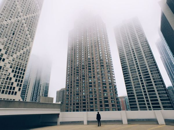 Chasing Fog Architecture Landscape Urban Landscape Urbanphotography On The Rooftop From The Rooftop Visual Trends SS16 - Urbanity The Architect - 2016 EyeEm Awards