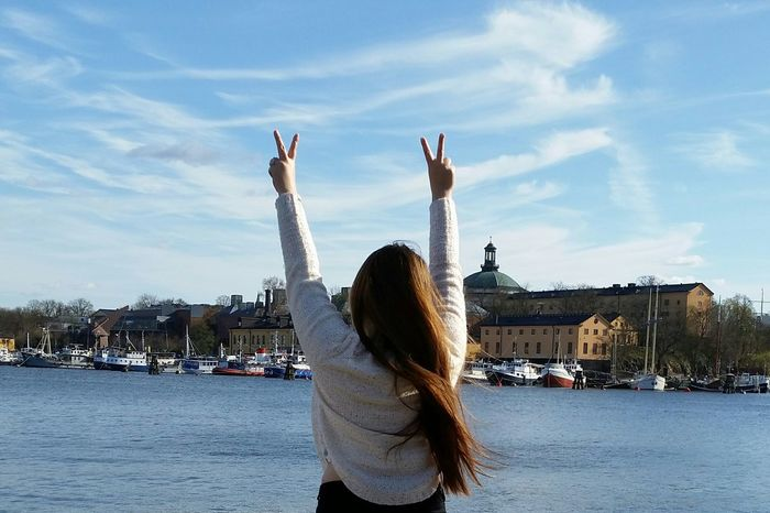 Stockholm Sweden Fredoom Lifeisgood Live Gratitude Travel Traveler Living Bold